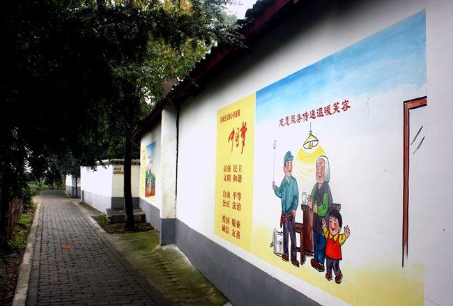 吉安手绘装饰画,吉安涂鸦墙绘,吉安古建彩绘,吉安幼儿园手绘墙画